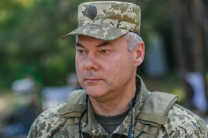 Введение военного положения: командующий ООС обратился к жителям Донбасса