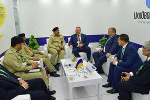 Высокоточные ракеты и боеприпасы: Украина и Пакистан расширяют сотрудничество