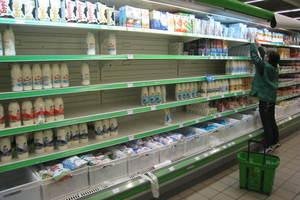 Военное положение не приведет к дефициту продуктов: в Минагропроде сделали заявление