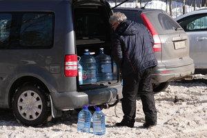 Холодной воды нет у жителей 20 улиц Киева