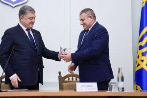 Порошенко назначил нового главу Черниговской ОГА