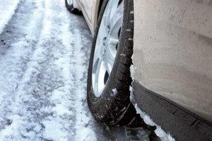 Непогода в Запорожье: резко выросло количество ДТП, образовались огромные пробки