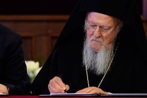 Константинополь распустил РПЦ в Восточной Европе
