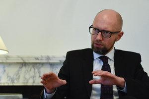Арсений Яценюк: Ситуация на Азове показала отсутствие сотрудничества Украины и НАТО