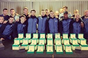 """Мауро Икарди подарил всем игрокам """"Интера"""" часы за помощь в выигрыше """"Золотой бутсы"""""""