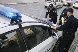 Запорожские копы начнут усиленную проверку автомобилей
