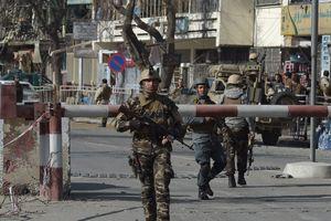 На базу британской охранной компании G4S в Кабуле напали неизвестные: идет бой