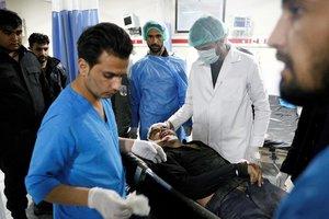 В Афганистане во время авиаудара погибли 30 человек из одной семьи