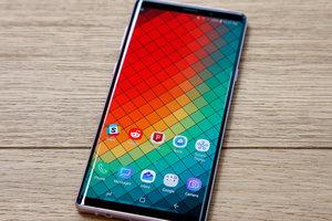 Samsung Galaxy S10 обогнал все Android смартфоны по мощности