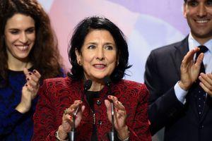 Выборы президента Грузии выиграла женщина