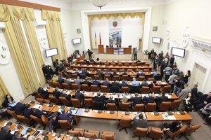 В Запорожье не смогли лишить русский язык статуса регионального