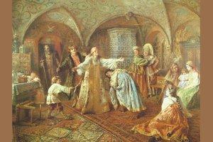 Картину русского художника продали за 5,5 млн долларов