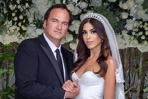 Свадьба Тарантино и Даниэллы Пик: кто шил платья для невесты