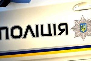 В Запорожье пьяный водитель протаранил забор и попытался сбежать от полиции