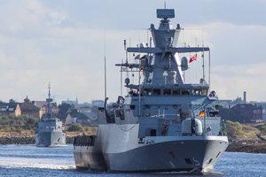 Германия не станет поддерживать Украину кораблями на Черном море