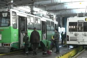 В Кропивницком для борьбы с вирусами ввели дезинфекцию транспорта