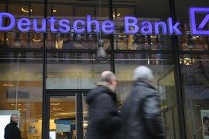 Офисы крупнейшего банка Германии обыскивают из-за отмывания денег