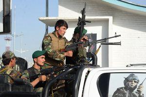 Нападение на базу британской компании G4S в Кабуле: пять человек убиты, 32 ранены