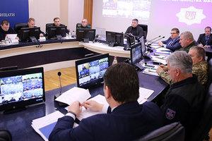 Не допустить провокаций: в МВД создан координационный штаб МВД по военному положению
