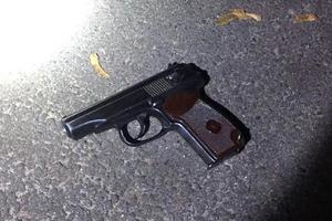 В центре Киева произошла стрельба, есть пострадавший