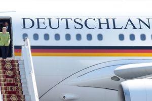 Авария на борту самолета Меркель: известны тревожные подробности
