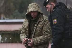Денисова: Захваченных украинских моряков из Крыма отправили в Москву
