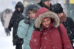 Какой будет погода в декабре: температурные качели и дождик