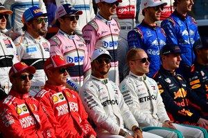 Стали известны составы команд Формулы-1 на сезон 2019 года
