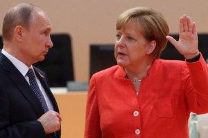 Меркель обсудила с Путиным Керченский кризис: стало известно, о чем говорили