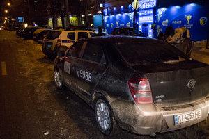В Киеве задержали таксиста с наркотиками