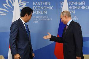 Япония назвала главное условие для заключения мирного договора с Россией