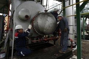 """Украина сокращает """"зимние"""" запасы газа: сколько осталось в хранилищах"""