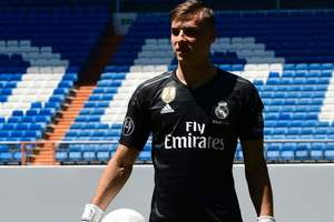 Андрей Лунин выйдет в стартовом составе на матч Кубка Испании