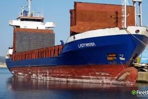 Из-за блокирования Россией Керченского пролива международные корабли попали в аварии