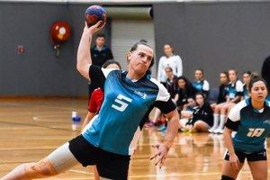 За женскую сборную Австралии дебютировал бывший мужчина-гандболист