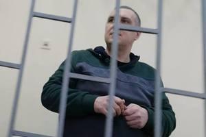 Политзаключенного Панова этапировали в Крым