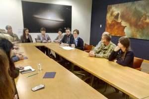 Родственники плененных украинских моряков просят США вмешаться – Геращенко