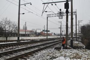 В Полтаве поезд насмерть сбил мужчину