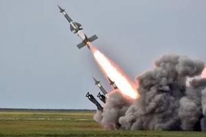 """В Украине завершили испытания противокорабельного комплекса """"Нептун"""" (фото)"""