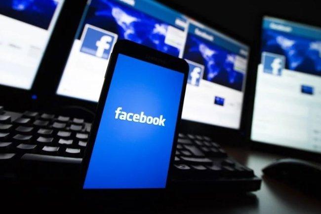 Жители России  жалуются насбой вработе фейсбук