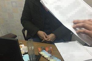 В Херсоне на взятке поймали чиновника Госгеокадастра