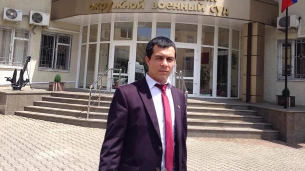 Суд оккупантов вКрыму арестовал юриста  Курбединова