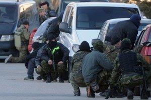 """В """"Л/ДНР"""" свои """"сборы резервистов"""": людей шантажируют, снимают отпечатки пальцев"""