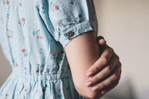 Дизайнер показал самое простое и необычное платье