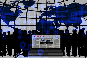 Дезинформация в мире и Украине: сеет панику  и может повлиять на будущие выборы