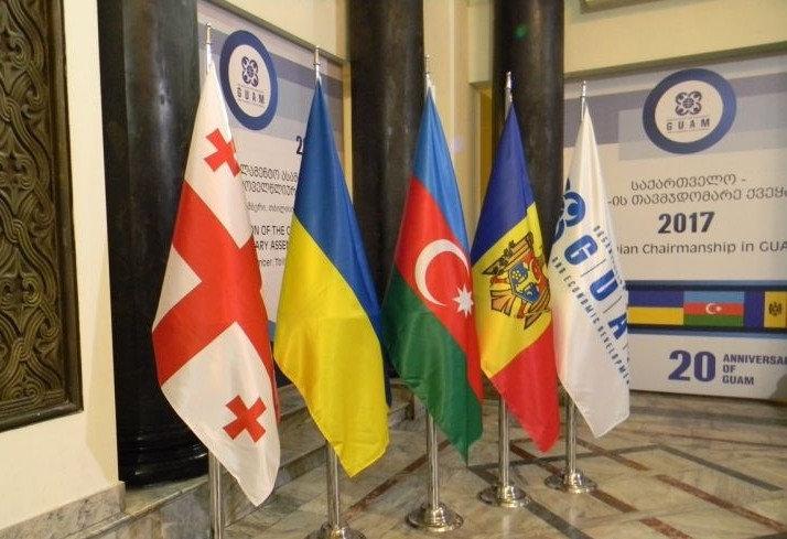 Украина начала председательствовать в ГУАМ
