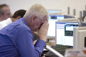 Лондонская биржа рекордно обвалилась из-за Brexit