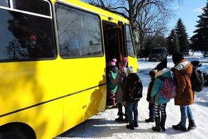 В Запорожской области дети остались без школьного автобуса