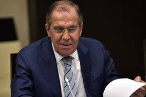 Лавров рассказал, когда будет решаться судьба украинских моряков
