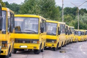 Транспортный хаос в Полтаве: из-за забастовки маршрутчиков люди часами мерзли на остановках